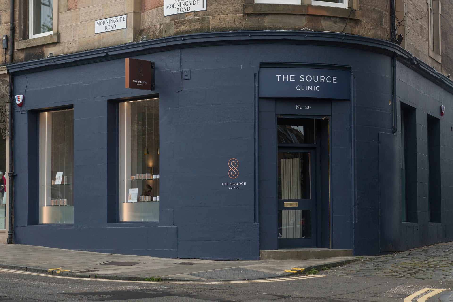 The Source Clinic Edinburgh Boyle Energy Electricians